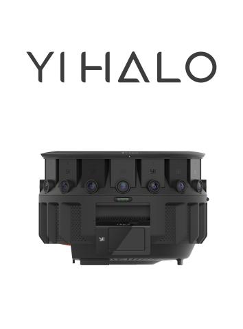YI Technology and Google Unveil YI HALO at NAB 2017