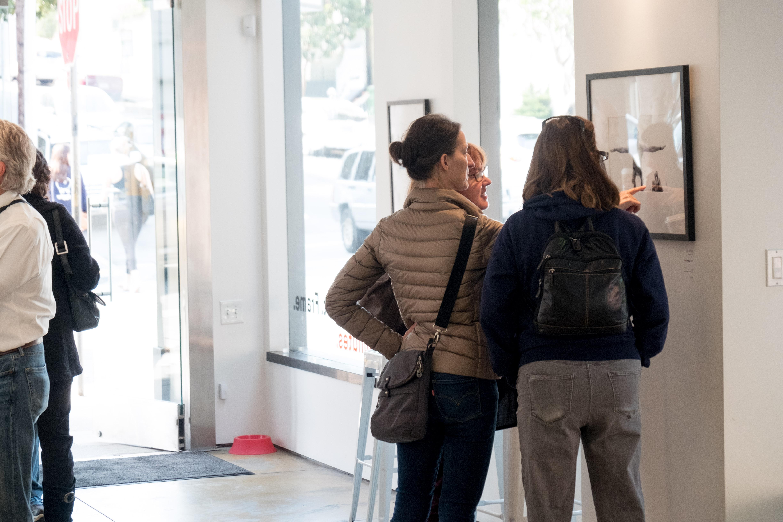 Customers appreciating Neomodern displays
