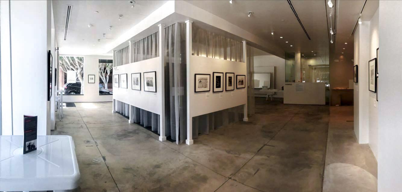 Neomodern display space