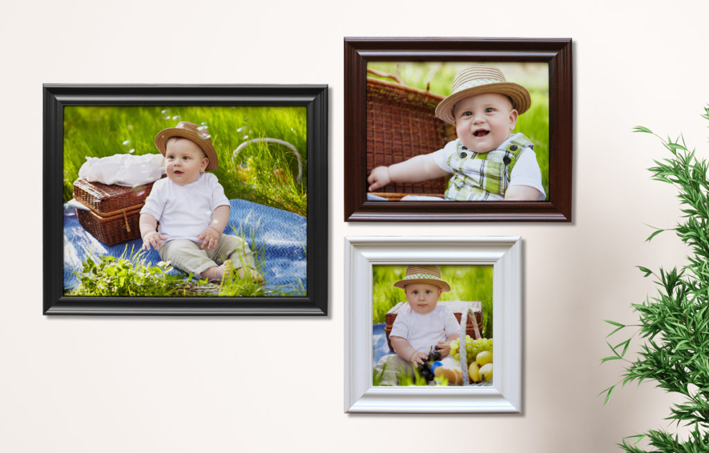 MailPix launches wood-framed canvas prints