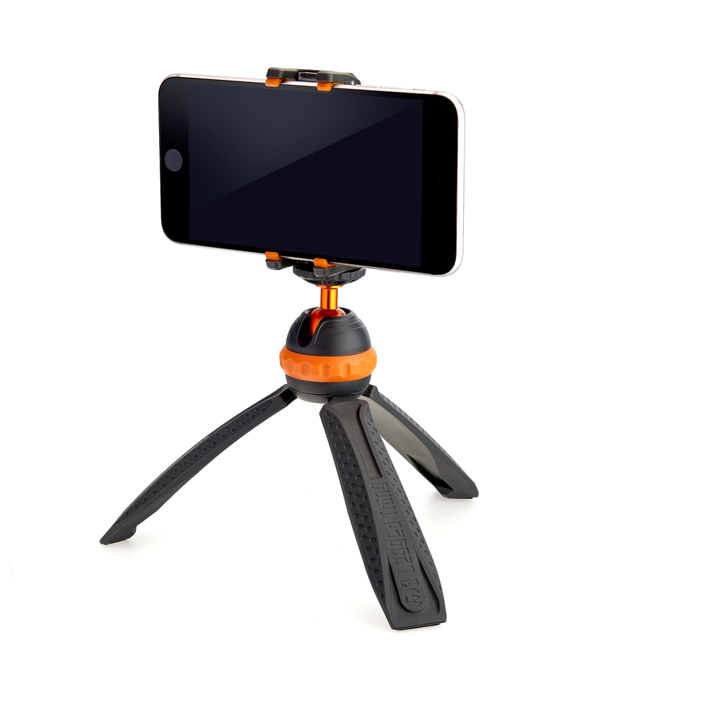 Small and Perfectly Formed – 3 Legged Thing Introduce Iggy and The Cradle – Mini Tripod and Phone Holder
