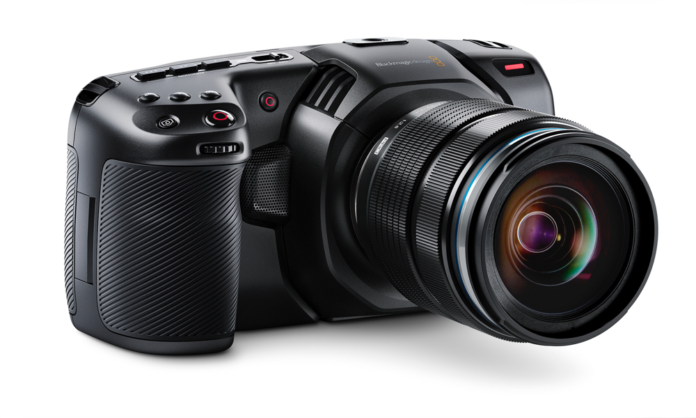 Blackmagic Design announces Blackmagic Pocket Cinema Camera 4K