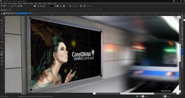CorelDRAW Graphics Suite 2018 adds new drawing and photo enhancement