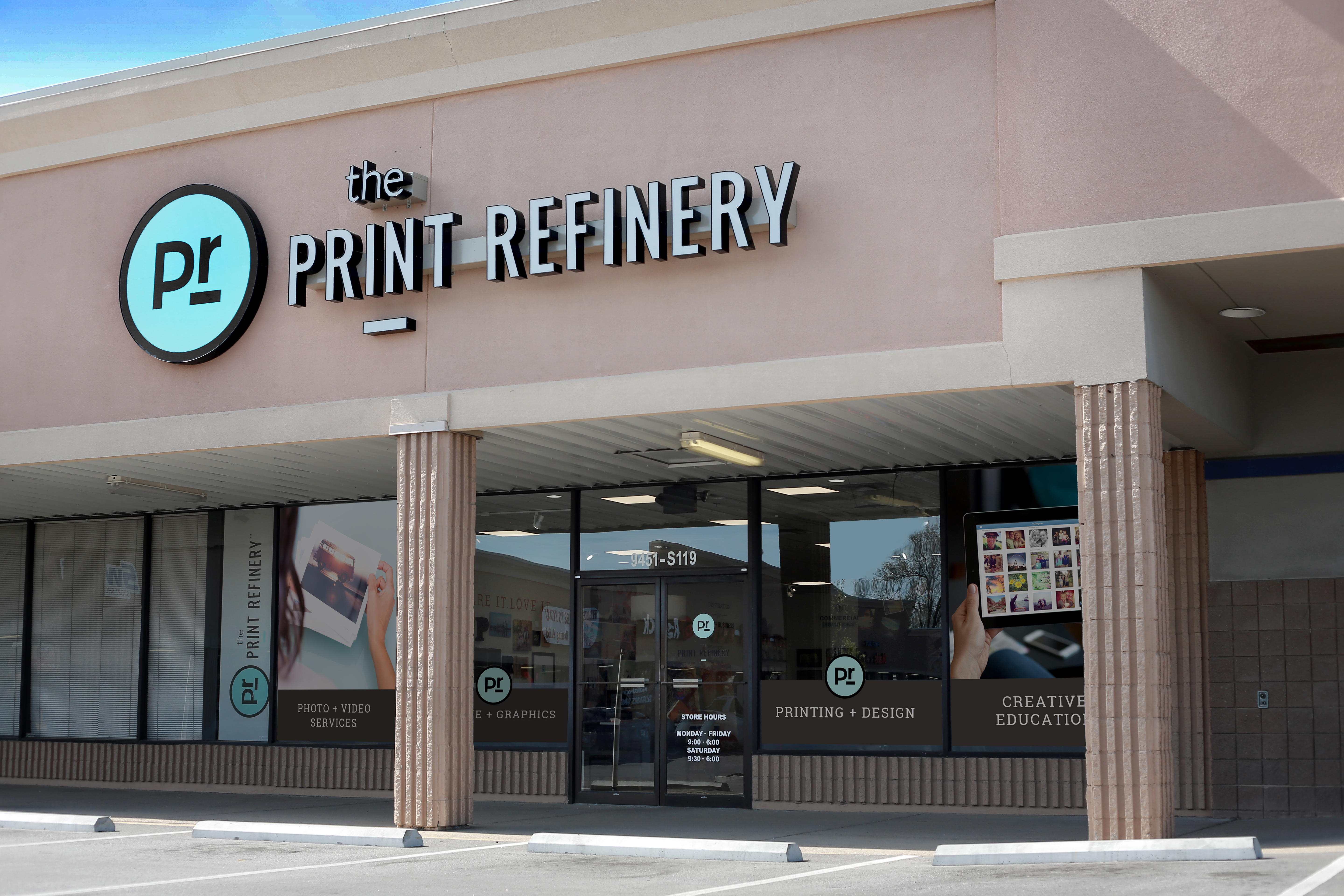 The Print Refinery - Louisville East