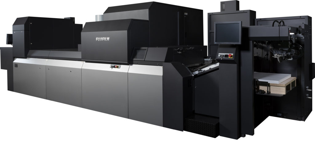 "Fujifilm announces sheetfed inkjet digital press ""Jet Press 750S"""