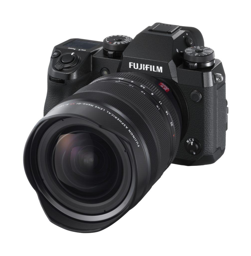 Fujifilm announces Fujinon Xf8-16mm f2.8, XF200mmF2 and teleconverter