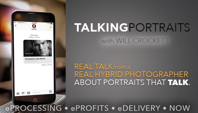 Recipe for a profitable Talking Portrait