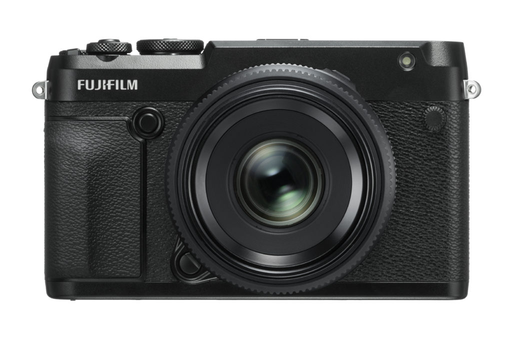 Fujifilm announces rangefinder-style medium-format GFX mirrorless camera