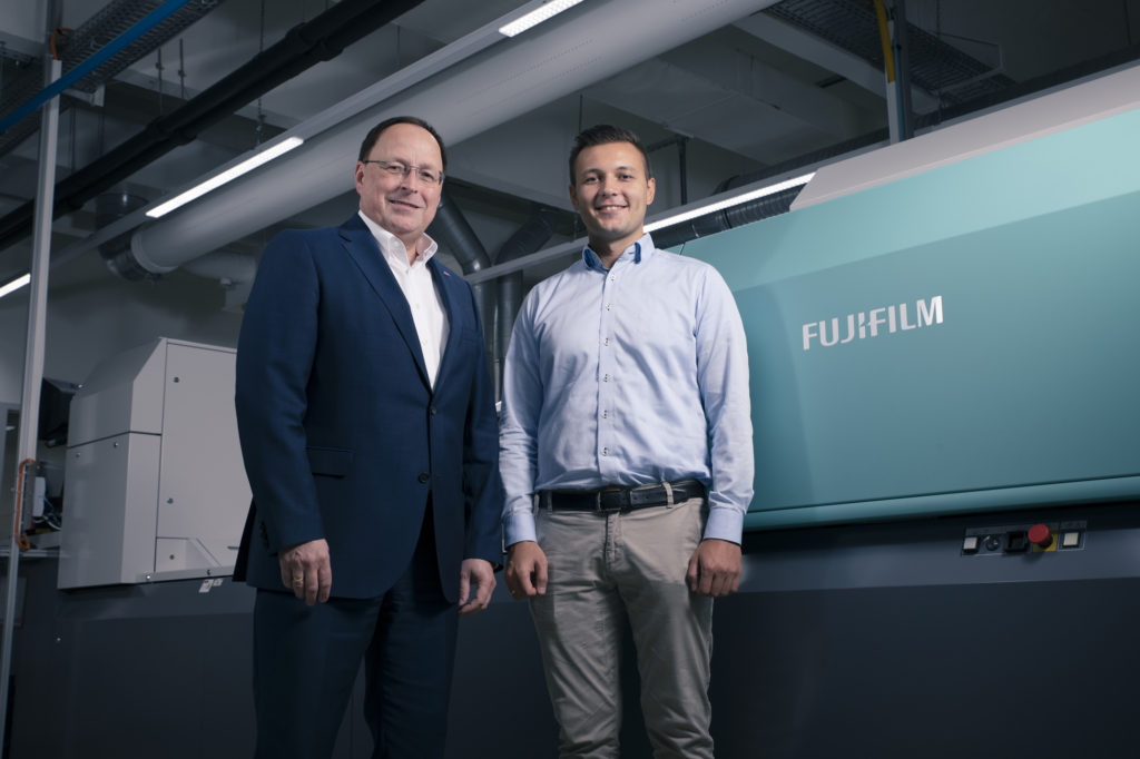 European web-to-print giant CEWE reports substantial quality and productivity gains since Jet Press 720S investment