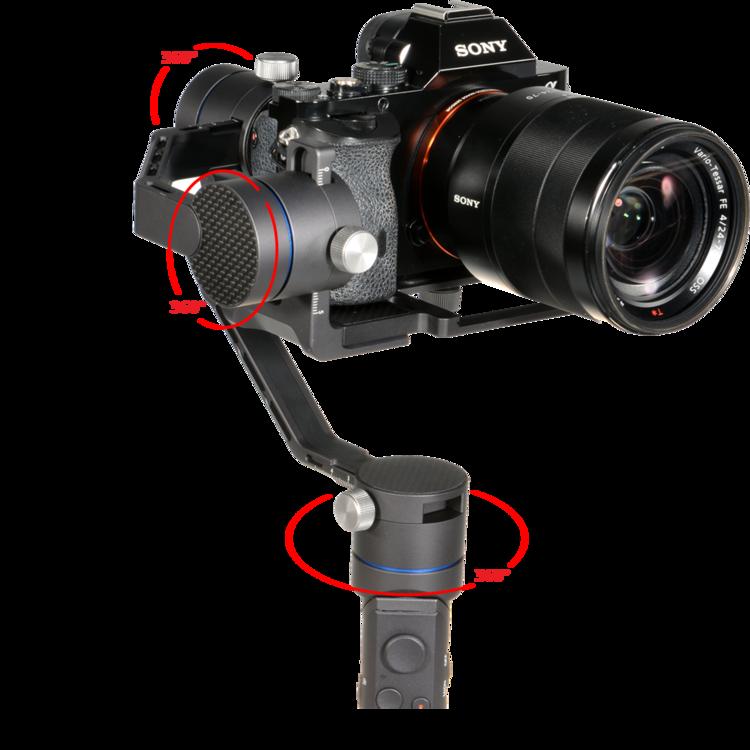 Benro announces RedDog R1 stabilizer
