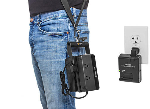 Tether Tools Introduces Two New Products To Onsite Power