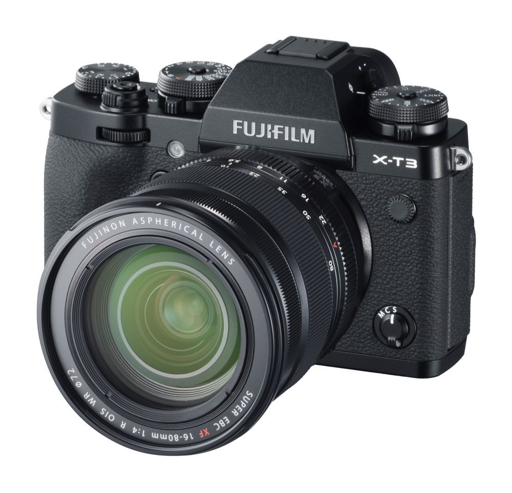 Fujifilm introduces XF16-80mm F4 R OIS WR for X-series
